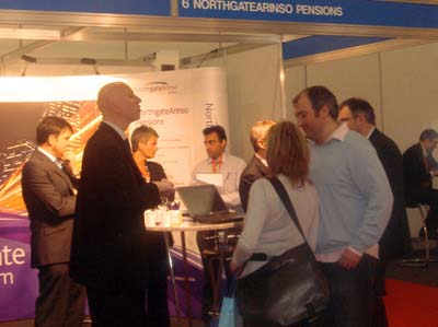 Increasing Footfall on Exhibition Stand