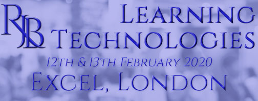 RJB Exhibitions at Learning Technologies