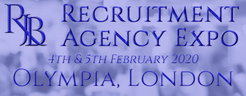 RJB Exhibitions at Recruitment Agency Expo